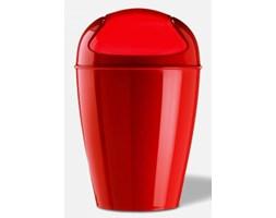 Kosz na Śmieci Del II czerwony Koziol k5777555
