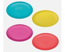 Talerze Rondo (4/Set) różne kolory Koziol k3614031