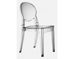 Krzesło Igloo Chair transparentne SCAB Design 2357-100