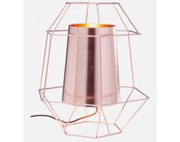 Lampa Stołowa Wire miedziana Kare Design 37762