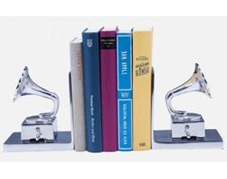 Podpórka na Książki Gramophone (2/Set) Kare Design 37318