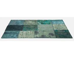 Dywan Patchwork II zielony Kare Design 31856