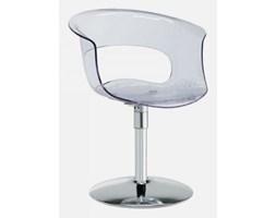 Krzesło Biurowe Miss B Twist Antishock transparentne SCAB Design 2693-100