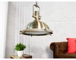 Lampa Wisząca Industrial III brązowa Invicta Interior i22855
