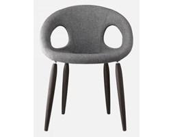 Krzesło Natural Drop Pop szare SCAB Design 2827-FW-T3-25
