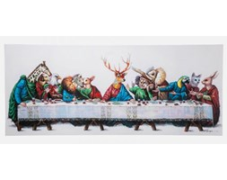 Kare Design Obraz Touched Last Supper - 36689