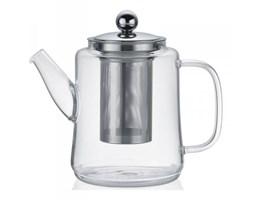 Kuchenprofi MALAWI Szklany Dzbanek do Herbaty ze Stalowym Zaparzaczem 0,8 l
