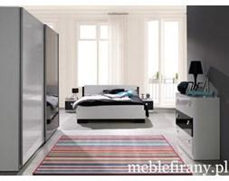 Zestaw sypialny Lux - szafa łoże komoda - Polecamy