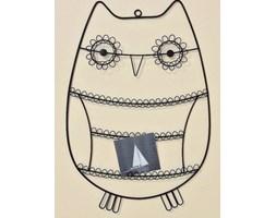 Uchwyt naścienny Owl