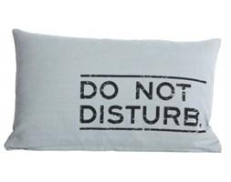 Poszewka na poduszkę 'Do not disturb'