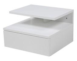 Stolik/szafka nocna Amerigo 32x32 cm, biały