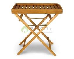 Barek taca stolik ogrodowy drewniany AK-530BT. DARMOWA DOSTAWA OD 200 ZŁ. NATYCHMIASTOWA WYSYŁKA.