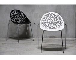 Krzesło, krzesła insp. Half Lace white