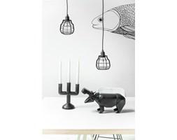 Hk Living :: Lampa LAB matowa szara wisząca