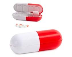 Balvi: Plastikowe pudełko na leki z podziałem na 8 przegródek
