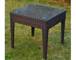 Stolik ogrodowy SUNSET kolor brązowy<br><b>Uwaga: produkt na wyczerpaniu</b>