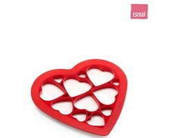 Lekue Puzzle Hearts forma do wykrawania ciastek 0200160R01M017