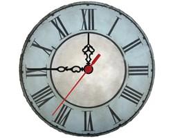 Zegar ścienny Vintage Steel, 30 cm