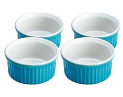Żaroodporne miseczki 4 szt. niebieskie Kuchenprofi KU-0707004304