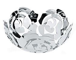 Misa na owoce srebrna La Rosa 21 cm