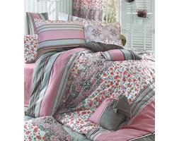 Komplet pościeli bawełnianej Silk Pink 160x200