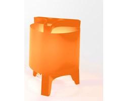 ORBIT - Lampa stojąca Pomarańczowy Mini