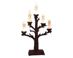 TREE - Lampa drzewo LED Czarny