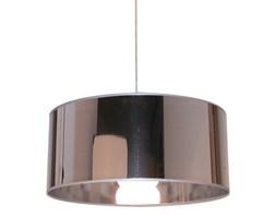 CYLINDRE MATIERE - Lampa wisząca Srebrne Lustro