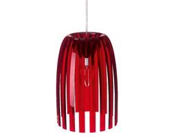 JOSEPHINE - Lampa wisząca S Czerwony Przezroczysty