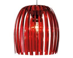 JOSEPHINE - Lampa wisząca XL Czerwony Przezroczysty