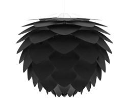 SILVIA - Lampa wisząca Czarny L