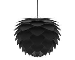 SILVIA - Lampa wisząca Czarny Ø34cm