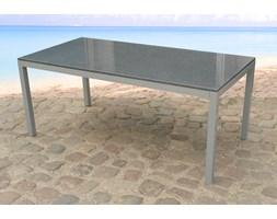 Stól ogrodowy granit i aluminium - stól 180cm - TORINO