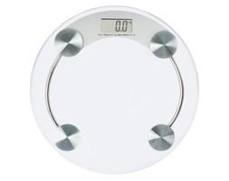 Elektroniczna waga z funkcją ECO, okrągła do 180 kg .