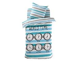 Pociel z poszw na kodr i poduszk, World Time