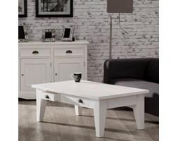 Dekoria Ława Milton white 130x75x45cm, 130x73x45cm