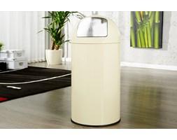 Pojemnik na odpady Cen Beżowy (kosz na śmieci)