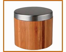 Pojemnik kosmetyczny K17F FERRO z drewna bambusowego