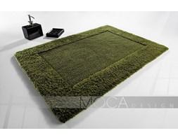Dywanik łazienkowy Moca Design oliwkowy (60x60)