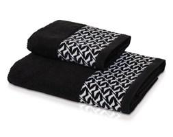 Ręcznik Moeve BLACK & WHITE Black (30x50)