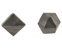 Uchwyt Cubes Szary Marmur 2szt.