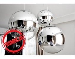 DOSTĘPNE OD RĘKI! S15 ESFERA lampa wisząca srebrna - Wejdź do sklepu, otrzymasz atrakcyjny rabat dodając lampę do koszyka !!!