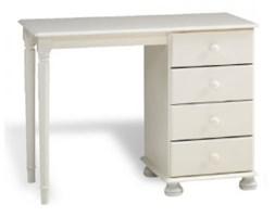 Romantyczne biurko - Steens - Richmond białe