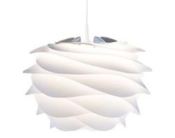 CARMINA - Lampa wisząca Biały Śr.3cm + Kabel 2,1m