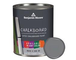 Farba tablicowa - Benjamin Moore - Chalkboard Paint 308