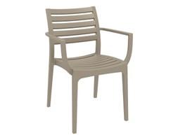 Krzesło - Siesta - Artemis - gołębioszary