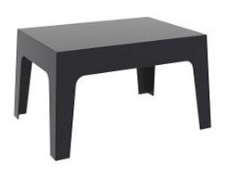 Stolik - Siesta - Box Table - czarny