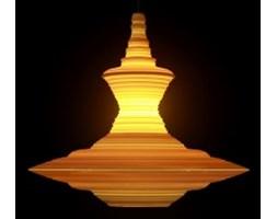 Lampa - Innermost - Stupa duża - żółta
