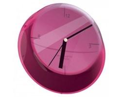Zegar ścienny GLAMOUR - Bugatti - fioletowy