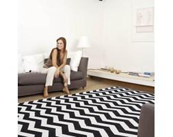 Wytrzymały dywan kuchenny Optical Black White, 60x150 cm